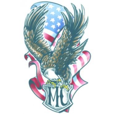 Tattoo America Mc Eagle