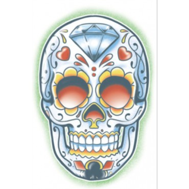 Tattoo Day Of The Dead El...