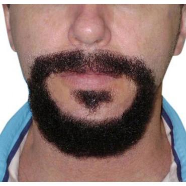 Beard Circle Marco Black