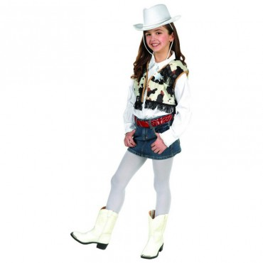 Dress Up Kit Cowgirl Western