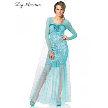 Costume Adult Elsa Snow...