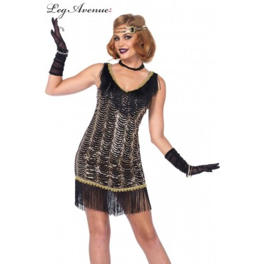Costume Adult Flapper...