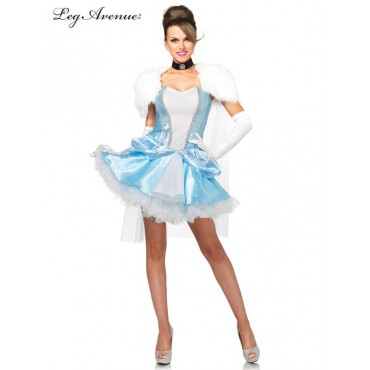 Costume Adult Cinderella...
