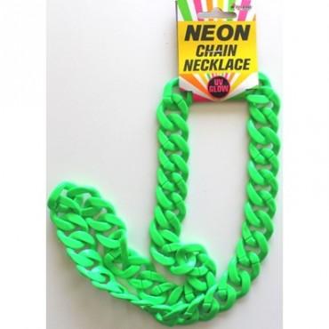 Chain Chunky Neon Green
