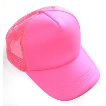 Hat Cap Neon Pink
