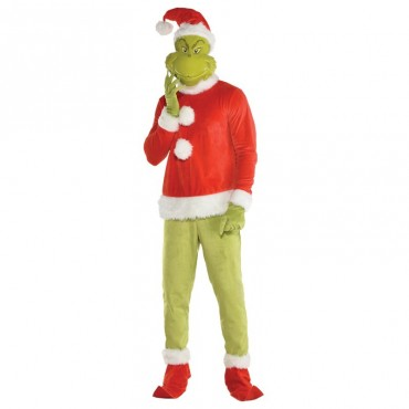 Costume Adult The Grinch M