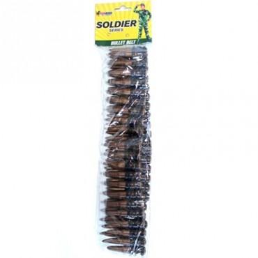 Army Ammo Belt Bullets Look...