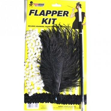 Dress Up Kit Flapper Black...