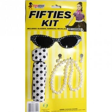 Dress Up Kit 50's Glasses...