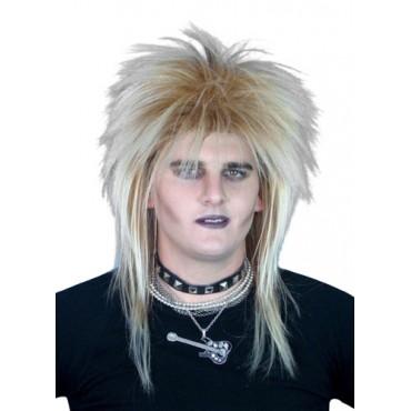 Wig 80's Rockstar Mullet...