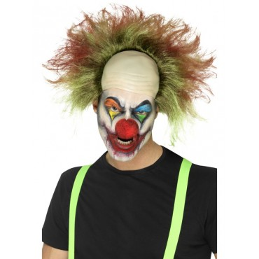 Wig Clown Sinister