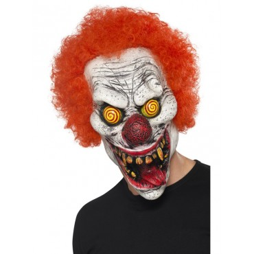 Mask Clown Scary Twisted