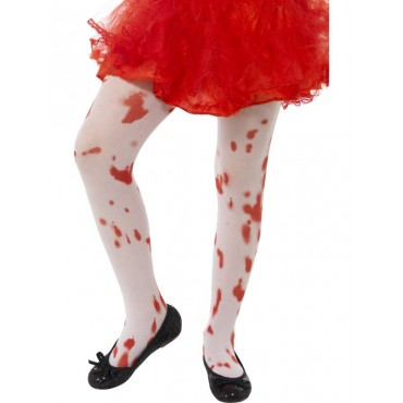 Tights Child Blood Stained