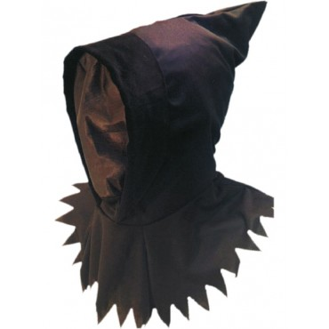 Mask Black Ghoul Hood