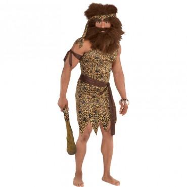 Costume Adult Caveman STD
