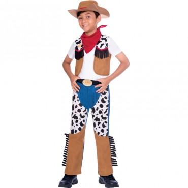 Costume Child Cowboy 6-8