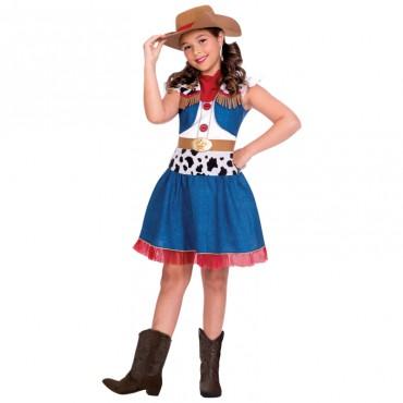 Costume Child Cowgirl Cutie...