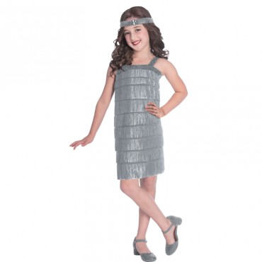 Costume Child Flapper...