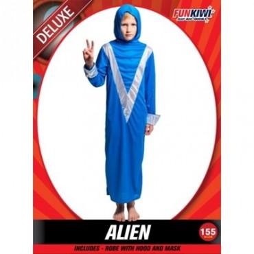 Costume Child Alien 155