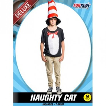 Costume Child Cat In The...