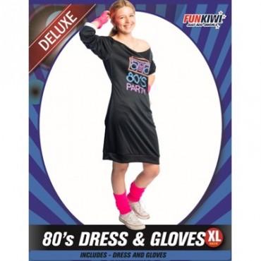 Costume Adult 80's Dress...