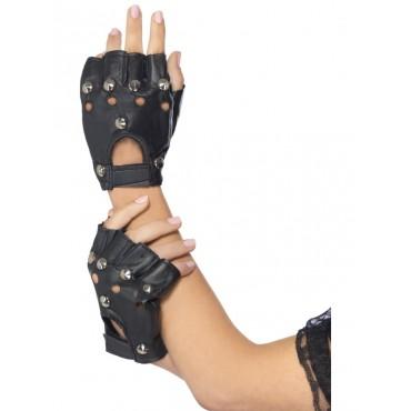 Gloves Punk Fingerless