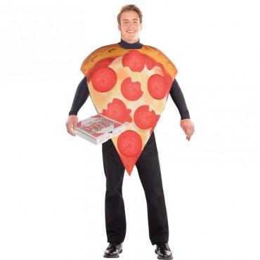 Costume Adult Pizza Slice STD