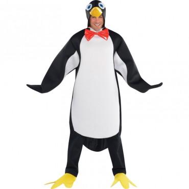 Costume Adult Penguin Plus