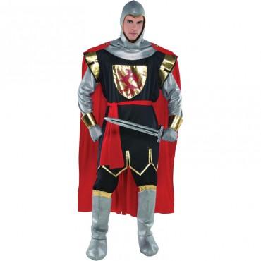 Costume Adult Knight Brave...
