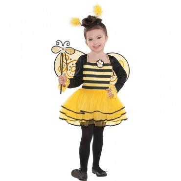 Costume Child Ballerina Bee...