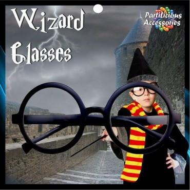 Glasses Harry Potter Clear...
