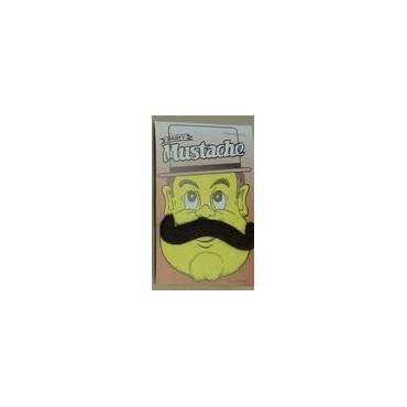 Moustache Black 5