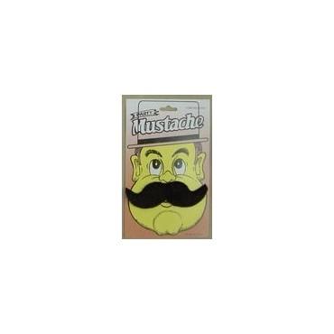 Moustache Black 9 Generic