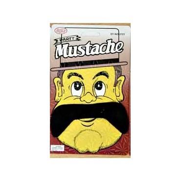 Moustache Black 12