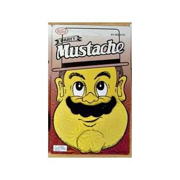 Moustache Black 13