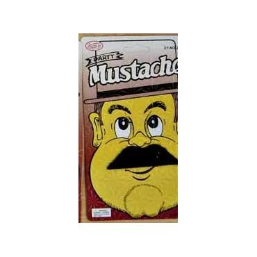 Moustache Black 14