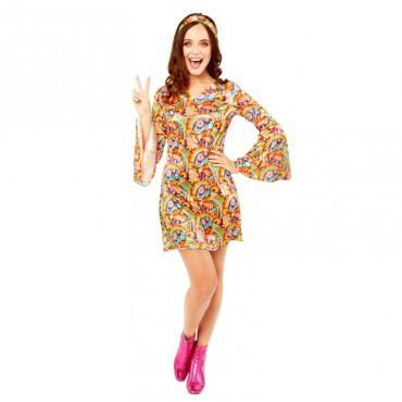 Costume Adult Hippie...