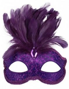 Mask Daniella Purple With...