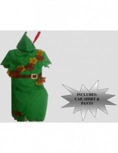 Costume Child Peter Pan