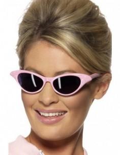 Sunglasses 50's Pink