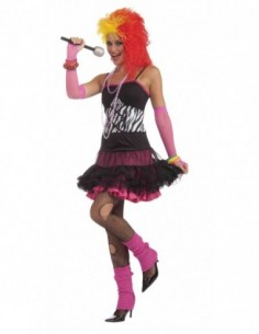 Costume Adult 80's Dancer...