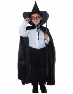 Dress Up Kit Wizard Child...
