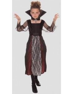Costume Child Vampire Girl