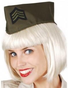 Hat Army Lady