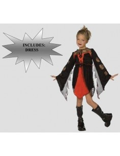 Costume Child Spider Girl