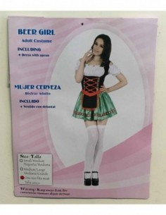 Costume Adult Beer Girl...