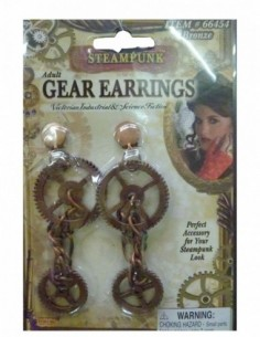 Steam Punk Earrings
