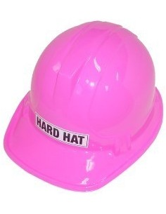 Construction Hard Hat PINK