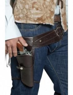 Cowboy Belt and Holster NO GUN