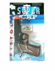 Gun Pistol Cap Gun Black...